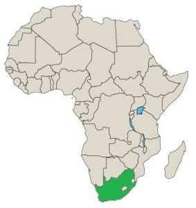 sør afrika kart Sør Afrika – Ditt Afrika sør afrika kart