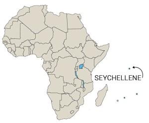 seychellene kart Seychellene – Ditt Afrika seychellene kart
