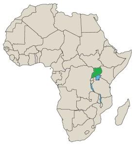 uganda kart Uganda – Ditt Afrika uganda kart